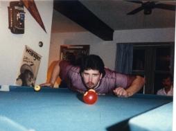 John 'Minnesota No-Trans-Fats' Lloyd, circa 1990