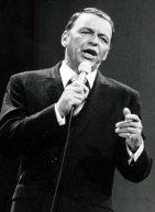 Sinatra singing